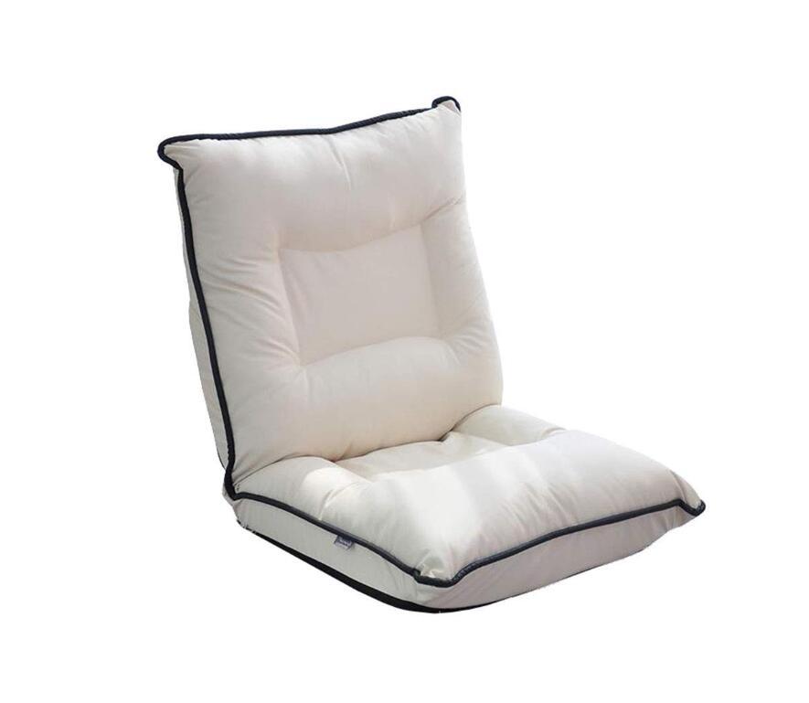 Fauteuil en cuir Moderne Étage Chaise Meubles De Salon Confortable Salon Inclinable Moderne Mode Loisirs Tatami Salon Chaise