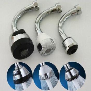 Flexible kitchen tap aerator water nozzle saving faucet filter adapter agua spray head kitchen faucet extender.jpg 350x350