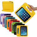 Para ipad mini capa de silicone, crianças dos miúdos bonito portátil eva tampa do caso para ipad mini 4 3 2 1 capa protetora 7 cores