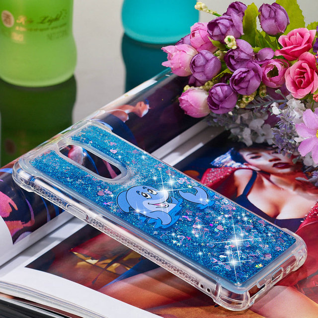 6 2'' Bling Bling Star Liquid for LG Stylo 4 Case Coque LG Stylus 4 Plus  Cover Stylo4 Stylus4 Shell for LG Q Stylus Cases Armor-in Half-wrapped Case