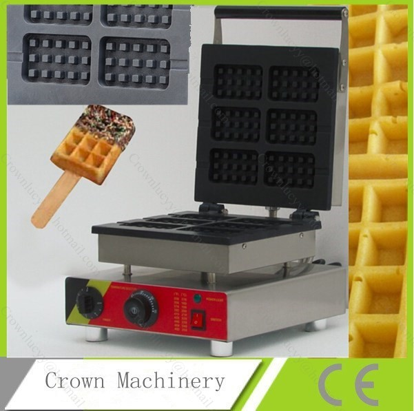waffle on a stick machine