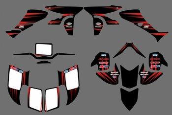 0348 New STYLE  DECALS STICKERS  Graphics Kits Fit for Honda TRX450R TRX 450R fourtrax ATV TRX 450 R