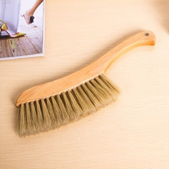 Solid wooden bed brush cleaning brush Sofa bed sheet sweep bed brush 31.5cm*20cm*5cm free shipping 3
