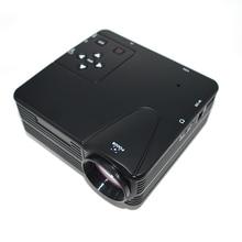Desxz H80 Mini Proyector HD 1080 P LCD Video Game Proyectores Digitales Multimedia Jugador Entradas AV VGA USB SD HDMI para office home