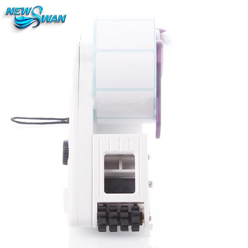 Livraison gratuite étiquette de poche Machine à étiquettes bâton équipement distributeur de codes à barres YH-30