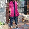 Традиционный Китайский Зимняя Куртка Оригинал Весна Осень Пальто Женщин Тонкий Стеганый Пуховик Jaqueta Feminina Abrigos Mujer