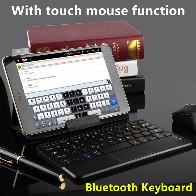Bluetooth Keyboard For Huawei Mediapad T2 Pro 10.0 10fdr-a01/3/4L Tablet PC Wireless keyboard for mediapad M2 10 m2-a01w/l Case new fashion pattern ultra slim lightweight luxury folio stand leather case cover for huawei mediapad t2 pro 10 0 fdr a01w a03l page 4