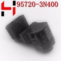 1pcs Genuine PDC Parking Sensor For Hyundai 95720 3N400 Ultrasonic Sensor Assembly Black White Color 100