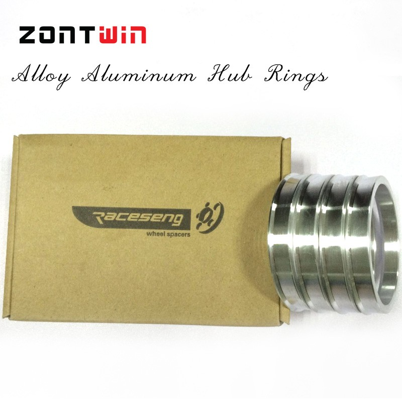 4pieces/lots 70.3 To 67.1 Mm  Hub Centric Rings OD=70.3mm ID= 67.1mm  Aluminium  Wheel Hub Rings Free Shipping