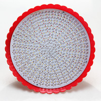 e27 Led fresh pork warm yellow light dish cooked food vegetables fruit seafood white red light photo meat lamp