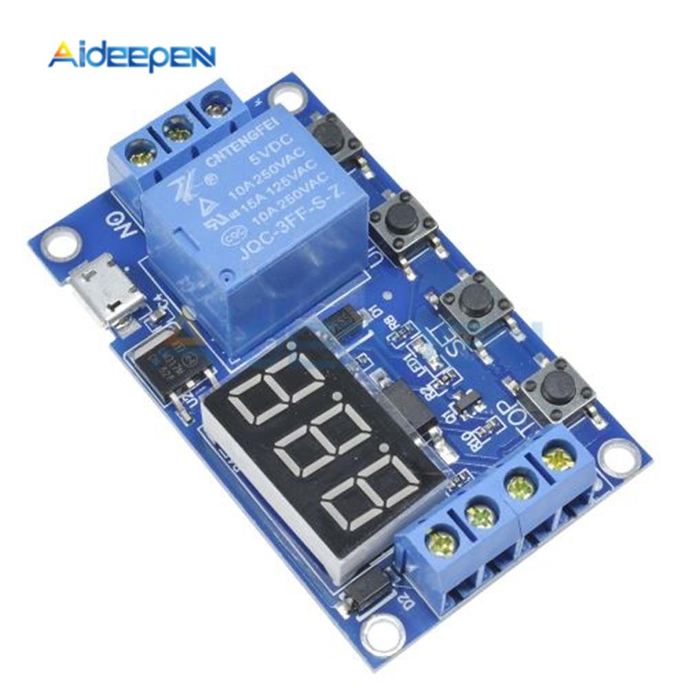 Aliexpress Com   Buy Dc 6 30v Support Micro Usb 5v Led