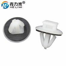 KE LI MI Car exterior accessories door calmp for Toyota corolla sound insulation gasket panel trim retainers clips