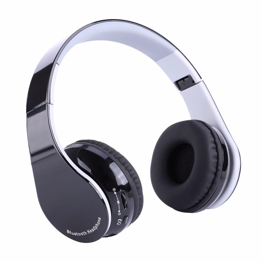 bilder für Neue Faltbare Bluetooth4.1 Wireless Gaming Headset Kopfhörer Stereo Kopfhörer für PS4 playstation 4
