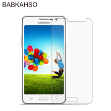 Tempered Glass For Samsung Galaxy Grand Prime G530H G530 W G531F Screen glass on for samsung grand prime premium