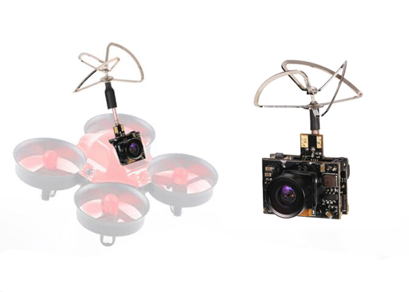 FPV Camera NTSC 120 Degree 1/4 CMOS 800TVL With Transmitter 5.8G 25/100/200mw 40CH For Indoor FPV RC Drone Mini Drone RC Plane 3d fpv goggle glasses with 3d 2d mode 40ch 5 8g receiver w camera for rc drone aerial photography for skyzone sky02s v