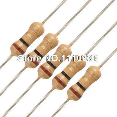 100 x Resistors 47K Ohms OHM 1//4W 5/% Carbon Film