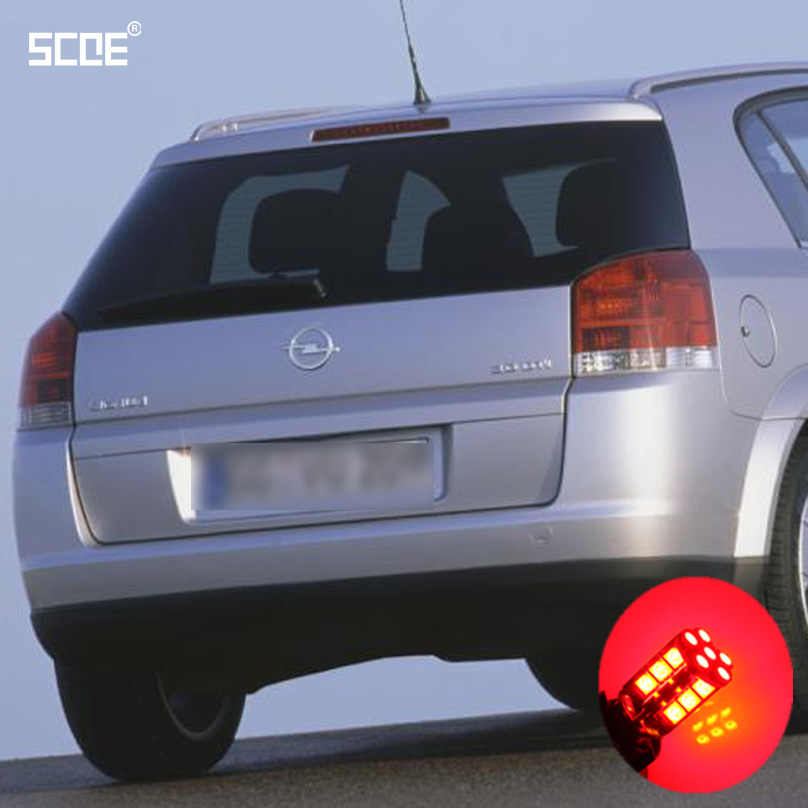 For Opel Signum Vectra C Zafira B (A05) Combo Box Meriva SCOE 2X30SMD LED Brake Stop Light Rear Parking Light Source Car Styling