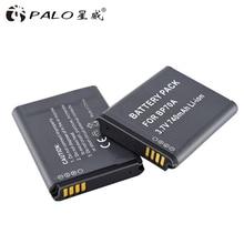 PALO 6X BP 70A BP 70A BP70A แบตเตอรี่ Li ion สำหรับ Samsung PL80 PL90 PL100 ES70 SL50 SL600 ST30 ST60 ST65 TL105 กล้อง