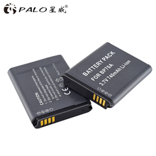 PALO 6X BP-70A BP 70A BP70A Rechargeable Li ion Battery For Samsung PL80 PL90 PL100 ES70 SL50 SL600 ST30 ST60 ST65 TL105 camera недорого