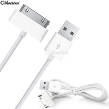 Olhveitra USB Cable Fast Charging For iphone 4 4s 3gs 3G iPod Nano iPad 2 3 Cable USB Charger Cable Adapter Chargeur Kabel Wire