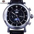 Reloj de pulsera mecánico de lujo de marca superior de moda automático para hombre
