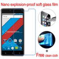 Nano Explosion-proof Soft Glass Clear Screen Protector Protective Lcd Film For Highscreen Prime L Power Rage