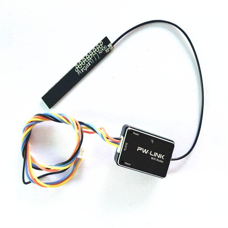 CUAV PW-LINK Wifi Wifi Módulo de Transmissão de Dados de Telemetria para PIX PIXHAWK Controlador de Vôo FPV Telemetria PIXHACK Frete Grátis