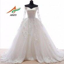 Dress Wedding Gown ANTI