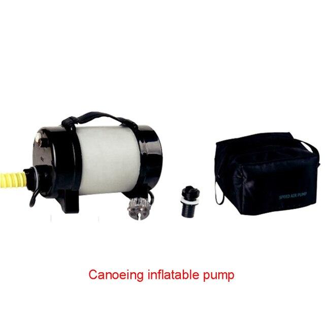 Электрический надувной насос 2100л/мин, вытяжной газ 31кпа, надувной насос на каноэ 220 240 В в/50 Гц