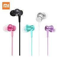 XIAOMI Mi Piston Earphone In Ear 3 5mm Colorful Earphones With Micphone Basic Fresh Version Ear