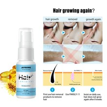 Spray & Wipe Hair Removal Spray Away Natural Painless Remover Hair Body Care Inhibiting hair root and nutrient supply wholesale