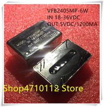 NEW 1PCS LOT VFB2405MP 6W VFB2405MP 6W IN 18 36VDC OUT 5VDC 1200MA