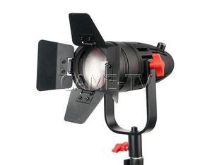 Image 2 - 3 Pcs CAME TV Boltzen 30 w Fanless Fresnel Focusable LED Bi Color Kit Com Stands de Luz