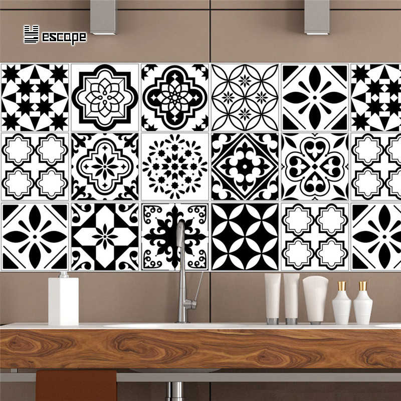 detail feedback questions about 5pcs/set diy mosaic wall stickers
