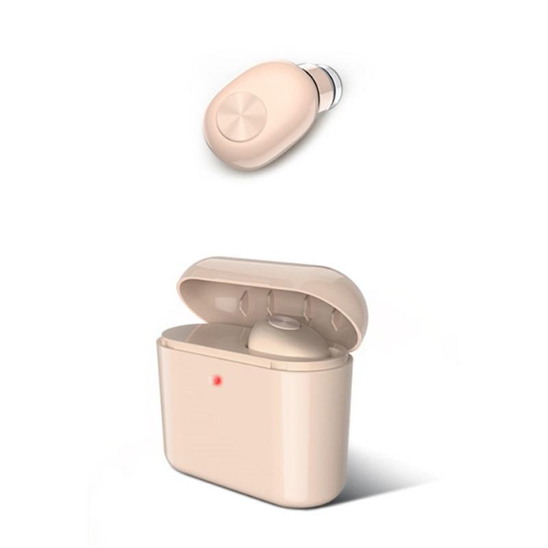 New Wireless Bluetooth Earphone Mini Invisible Portable