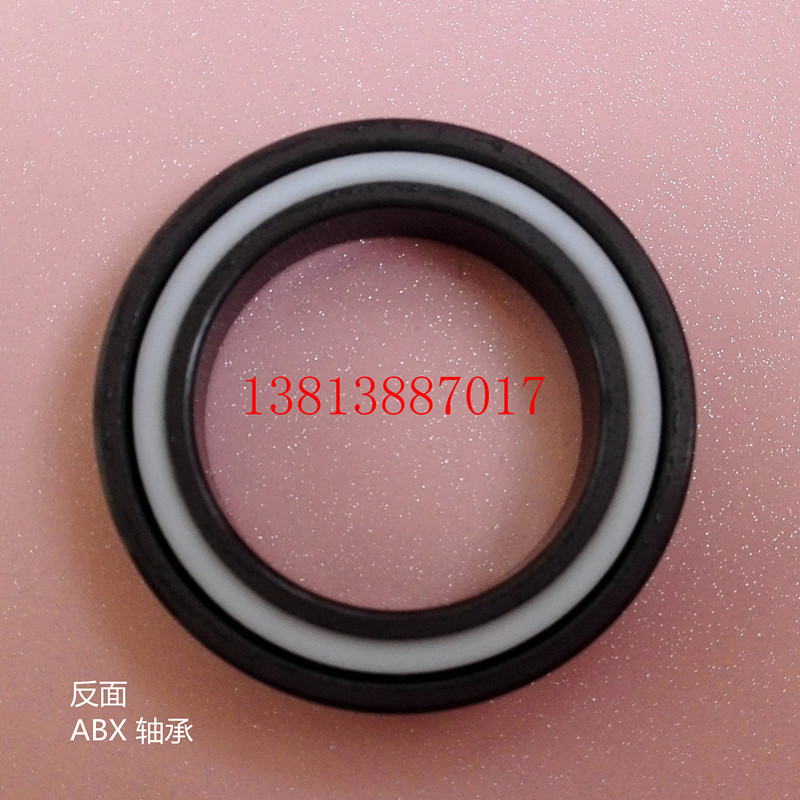 6002 full SI3N4 ceramic deep groove ball bearing 15x32x9mm