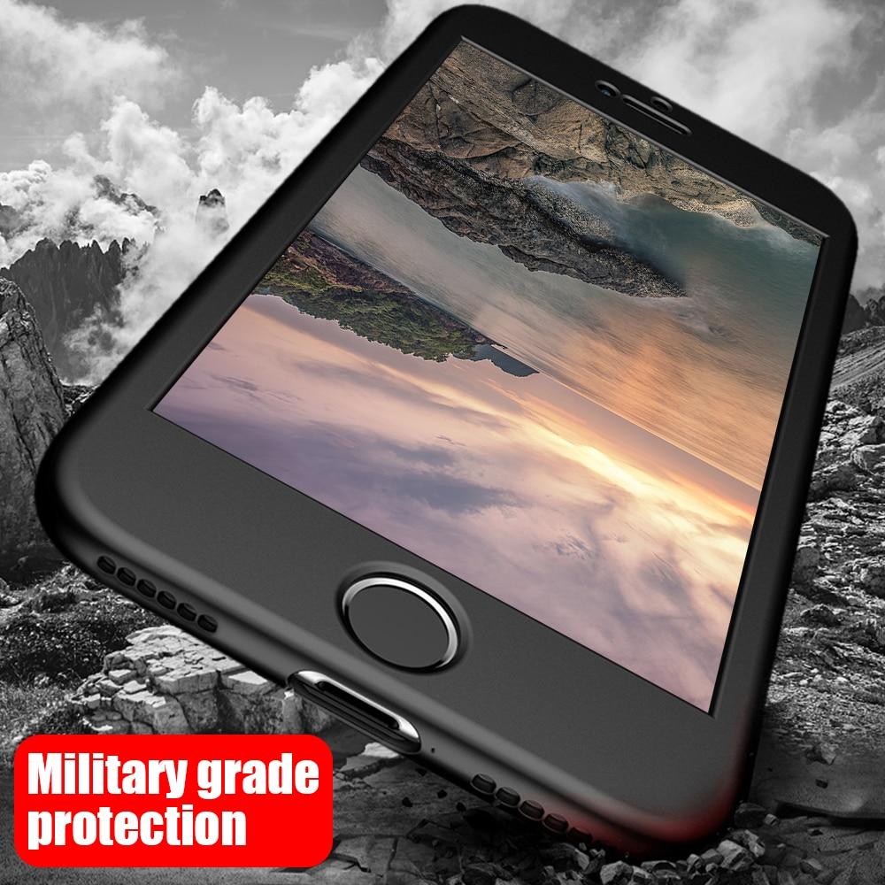 360 Full Cover Case For Xiaomi Redmi Note 6 Pro Case TPU Silicone Cover For Xiaomi Mi 8 A1 5X A2 Lite Redmi Note 6 5 4X S2 5A 6A (7)