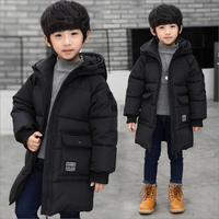 Boys cotton coat 2018 new winter jacket cotton children's cotton clothing winter kids coat children's clothing SW 61