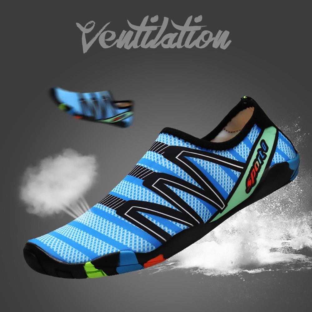 FDBRO 2019 Nova Unisex Sneakers Upstream Leve Calçados Esportivos Sapatos De Natação Esportes Aquáticos Aqua Seaside Beach Surf Chinelos