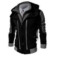 2016 Hoodies Men Sweatshirt Male Tracksuit Hooded Jacket Casual Male Hooded Jackets Moletom