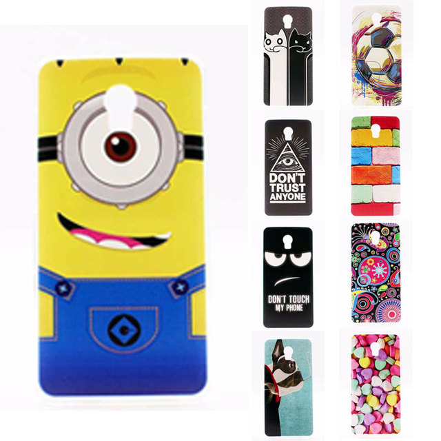 For Lenovo Vibe P1 Case Luxury Cute Cartoon Tpu Case Cover For