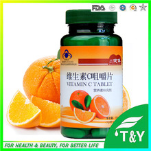 vitamin C tablets supplement high potency nutritional supplement