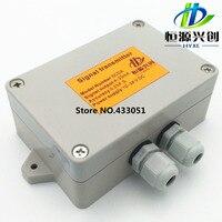 weighing sensor, force sensor, pressure sensor signal transmitter, load cell sensor signal converter,output signal:0~5V/4~20mA