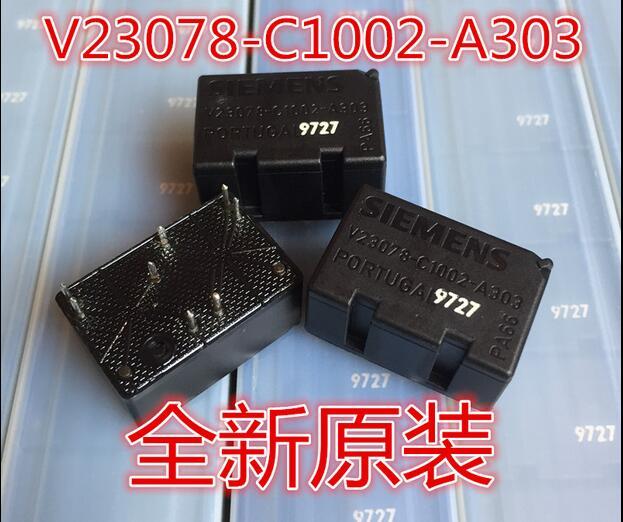 HOT NEW relay V23078-C1002-A303 V23078-C1002 V23078 V23078C1002A303 DIP8 5pcs/lot