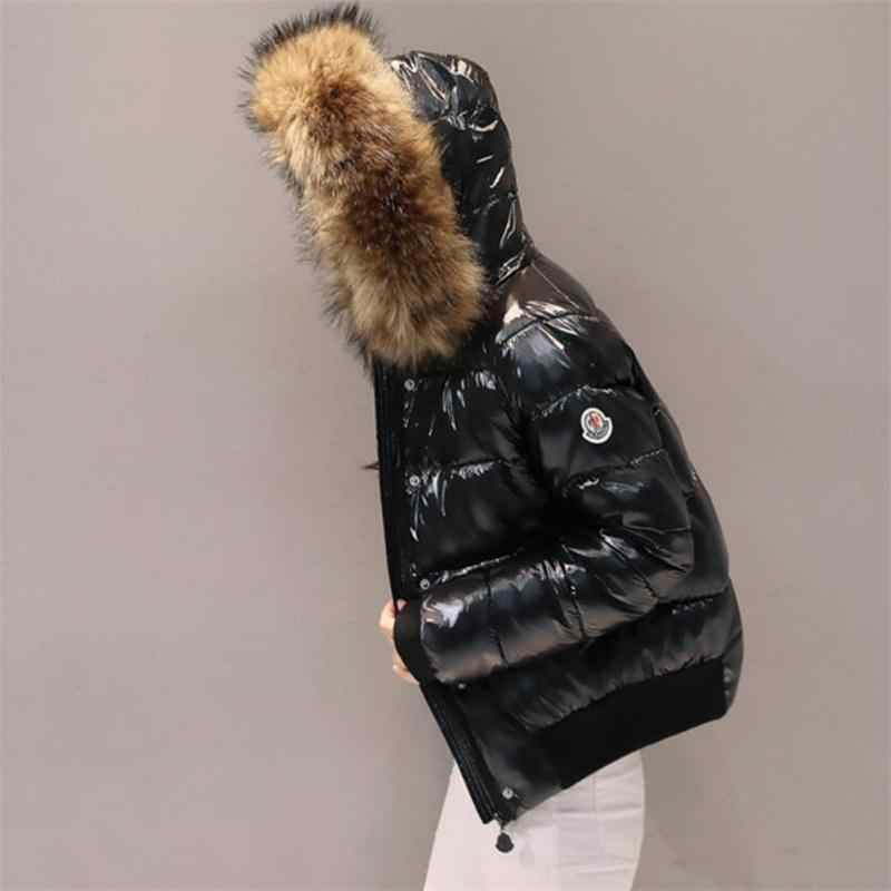 Fake Fur Parkas Women Down Jacket New 2019 Winter Jacket Women Thick Snow Wear Winter Coat Female Jackets waterproof Parkas