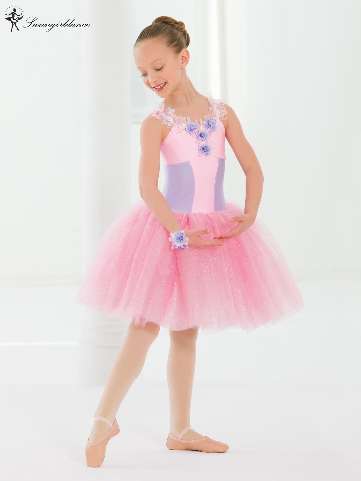 Lányok debütálása Peformance Tündér tánc Balett Tutu ruha - Újdonság