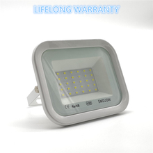 hot deal buy lifelong warranty 20w led spotlights outdoor ip66 waterproof led floodlight reflektor led garden light exterior led wall lamp