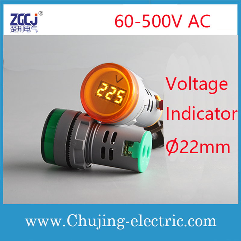 online shop new thing !! the most mini ac voltage meter with