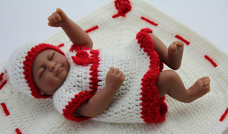 African american reborn baby girl doll full vinyl bebe toys african american reborn baby girl doll full vinyl bebe toys preemie gift personalized lifelike black baby shower sleeping doll in dolls from toys hobbies negle Images