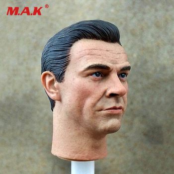 1/6 head Figure Head James Bond Headplay Sean Connery Head Sculpt 12 Action Figure Collection Toys Gift